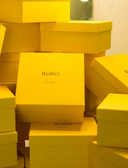 Что из профессиональной косметики попало в BURO. Beauty Kit Awards