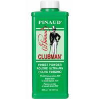 Тальк Clubman Finest Powder Ultra-Fin суперлегкий, белый, 255 г