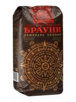 Сахар тростниковый Брауни Демерара темный, 900 г