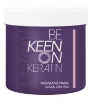 Маска с кератином KEEN Стойкость цвета, 500 мл
