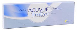 Линзы контактные однодневные Johnson&Johnson 1-DAY Acuvue TrueEye D+5.75 R8.5, 10 шт.