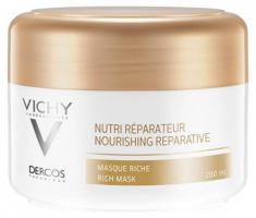 Маска питательно-восстанавливающая Vichy Dercos для волос, 200 мл