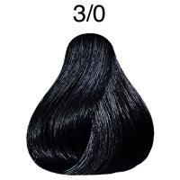 Крем-краска стойкая Londa Color для волос, темный шатен 3/0