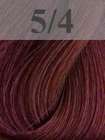 Краска SensiDO Cream Color для волос, No.5/4 светлый красно коричневый, 60 мл