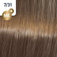 Крем-краска стойкая Wella Professionals Koleston Perfect ME + для волос, 7/31 Комо