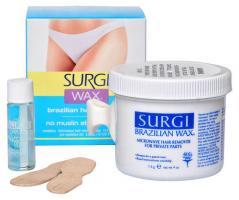 Воск бразильский Surgi-Care для интимных зон