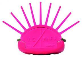 Щетка Y.S.Park Air Brush для укладки, розовая, DB24-07