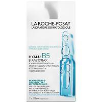 Концентрат против морщин La Roche-Posay Hyalu В5 в ампулах, 7 х 1.8 мл