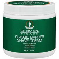 Классический универсальный крем Clubman для бритья, 453 мл