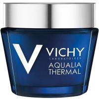 Крем-гель ночной восстанавливающий Vichy Aqualia Thermal SPA против следов усталости, 75 мл