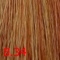 Крем-краска KEEN COLOUR CREAM 8.34, золотисто-медный блондин, 100 мл