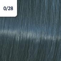 Крем-краска стойкая Wella Professionals Koleston Perfect ME + для волос, 0/28 Матовый синий