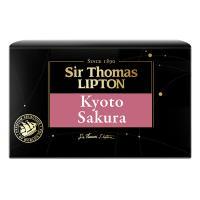Чай черный Lipton Sir Thomas Kyoto Sakura в пакетиках, 25 шт