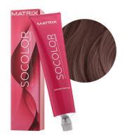Крем-краска MATRIX Socolor beauty для волос 5MG, светлый шатен мокка золотистый, 90 мл