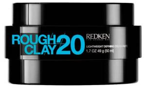 Глина текстурирующая Redken Rough Clay 20 для волос, 50 мл