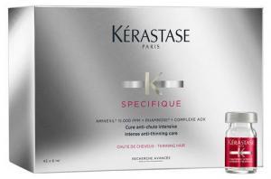 Ампулы Kerastase Specifique Aminexil Force R от выпадения волос, 42 ампулы х 6 мл