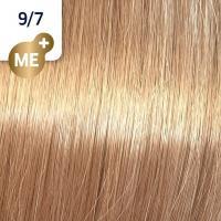 Крем-краска стойкая Wella Professionals Koleston Perfect ME + для волос, 9/7 Мускатный орех