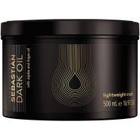 Маска Sebastian Dark Oil для шелковистости волос, 500 мл