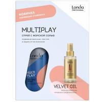 Набор подарочный Londa Professional Multiplay + Velvet Oil, 150 мл + 100 мл