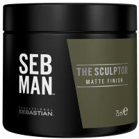 Глина минеральная SEB MAN THE SCULPTOR для укладки волос, 75 мл
