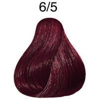 Крем-краска стойкая Londa Color для волос, темный блонд красный 6/5