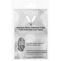 Маска Vichy Mineral Masks для очищения пор, 2x6 мл