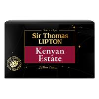 Чай черный Lipton Sir Thomas Kenyan Estate в пакетиках, 25 шт.