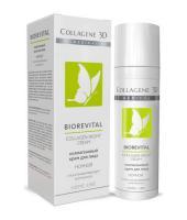 Крем ночной Medical Collagene 3D Biorevital для лица, 30 мл