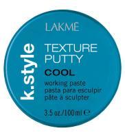 Паста LAKME K.STYLE TEXTURE PUTTY для текстурирования, 100 мл