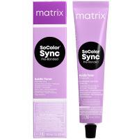 Тонер кислотный Matrix Socolor Sync Pre-Bonded 10PV жемчужный перламутровый, 90 мл