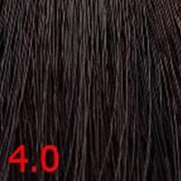 Крем-краска KEEN COLOUR CREAM 4.0, коричневый, 100 мл