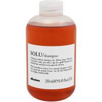 Шампунь освежающий Davines Essential Haircare Solu для глубокого очищения волос, 250 мл
