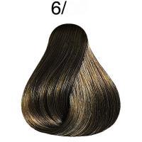 Крем-краска стойкая Londa Color для волос, темный блонд натуральный 6/