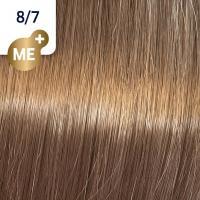 Крем-краска стойкая Wella Professionals Koleston Perfect ME + для волос, 8/7 Шоколадный трюфель