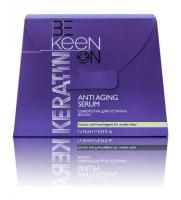 Сыворотка кератиновая KEEN для усталых волос, 7x10 мл