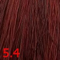 Крем-краска KEEN COLOUR CREAM 5.4, светло-коричневый медный, 100 мл