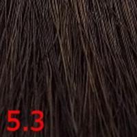 Крем-краска KEEN COLOUR CREAM 5.3, светло-коричневый золотистый, 100 мл