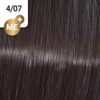 Крем-краска стойкая Wella Professionals Koleston Perfect ME + для волос, 4/07 Сакура
