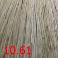 Крем-краска KEEN COLOUR CREAM 10.61, ультра-светлый фиолетово-пепельный блондин, 100 мл