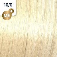 Крем-краска стойкая Wella Professionals Koleston Perfect ME + для волос, 10/0 Яркий блонд
