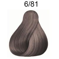 Крем-краска стойкая Londa Color для волос, кашемировая коллекция, 6/81, 60 мл