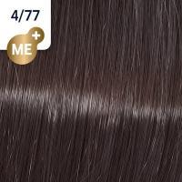 Крем-краска стойкая Wella Professionals Koleston Perfect ME + для волос, 4/77 Горячий шоколад
