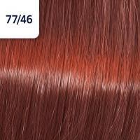 Крем-краска стойкая Wella Professionals Koleston Perfect ME + для волос, 77/46 Пурпурная муза