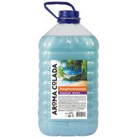 Крем-мыло жидкое Aroma Colada энергетическое, 4 л