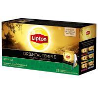 Чай зеленый байховый Lipton Oriental Temple в конвертах, 25 шт.