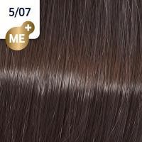 Крем-краска стойкая Wella Professionals Koleston Perfect ME + для волос, 5/07 Кедр