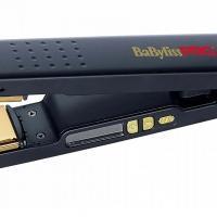 Щипцы-выпрямители Babyliss PRO Titanium Ionic Black с титановым покрытием