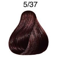 Крем-краска Londa Color интенсивное тонирование для волос, светлый шатен золотисто-коричневый 5/37