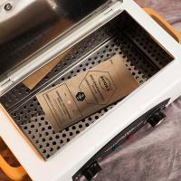 Крафт-пакеты бумажные Aviora для стерилизации самозапечатывающиеся, коричневые, 75х150, 100 шт