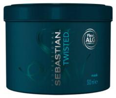 Маска Sebastian Twisted для вьющихся волос, 500 мл